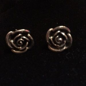 Jewelry - Vintage Sterling Silver🌹Roses